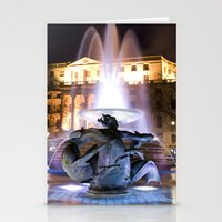 Trafalgar Square, London Stationery Cards