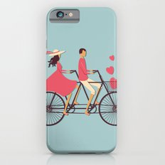 Love Couple iPhone 6 Slim Case