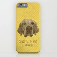 Golden Lab Print iPhone 6 Slim Case