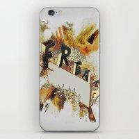 Freak! iPhone & iPod Skin