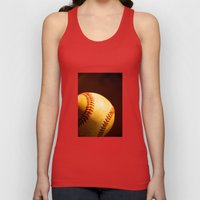 Baseball Unisex Tank Top