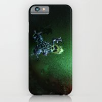 iPhone & iPod Case featuring Poison Dart Frog R. Imitator Belly by Kimberly Sulzer-Girlwithafrogtattoo