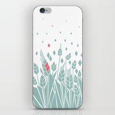 pink corn iPhone & iPod Skin