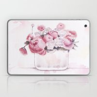 The tender touch Laptop & iPad Skin