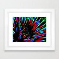 Rainbow Xanth Framed Art Print