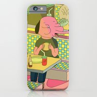 eating at johnny´s iPhone 6 Slim Case