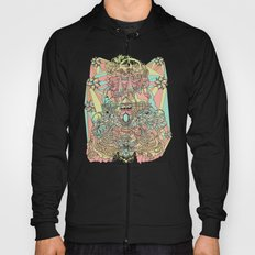 the functioning parts Hoody
