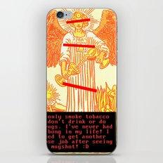 Temperance Bynes iPhone & iPod Skin