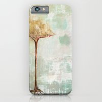 iPhone & iPod Case featuring the hard line by Evelina Matvejuk