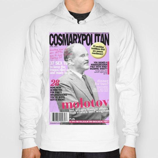 COSMARXPOLITAN, Issue 17 Hoody