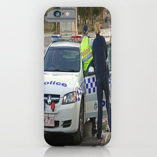Didn't we just say no Entry? iPhone & iPod Case