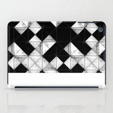 Marbled tile iPad Case