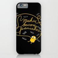 Jake Makin' Bacon Pancakes iPhone 6 Slim Case