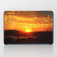 Golden Hour iPad Case