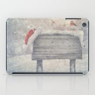 Winter Wonderland Birds  iPad Case