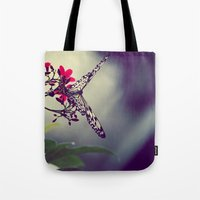 Butterfly in a Tree Tote Bag