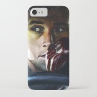 drive iPhone & iPod Cases featuring Drive by Jordan Grimmer