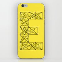 Ersilia iPhone & iPod Skin