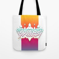 Spires : Crystyl Cystlys… Tote Bag