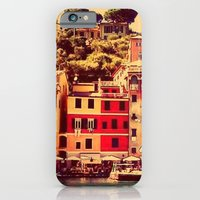 iPhone & iPod Case featuring Buongiorno Portofino! by Anna Andretta