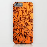 iPhone & iPod Case featuring BlackBook by Darren Camplin