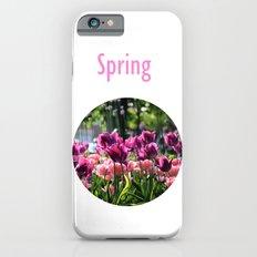 Purplicious Spring iPhone 6 Slim Case
