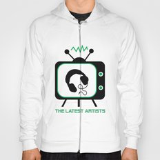 The Latest Artists Hoody