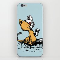 Catinator iPhone & iPod Skin