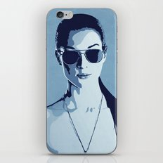 Stoya iPhone & iPod Skin