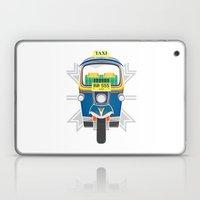 Tuk Tuk Laptop & iPad Skin