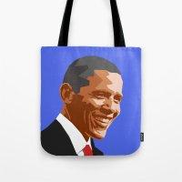 Barack 2 Tote Bag