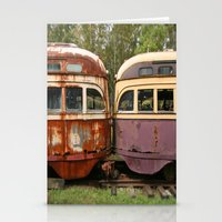 Fender Bender Stationery Cards