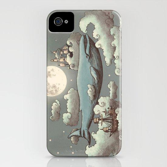 Ocean Meets Sky iPhone & iPod Case