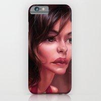 Audrey Tautou iPhone 6 Slim Case