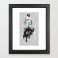 CHIC ZLEEP Framed Art Print