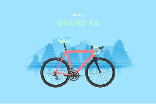 Grand'pa Art Print