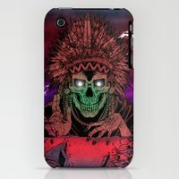 iPhone 3Gs & iPhone 3G Cases featuring INVASION by Lokhaan
