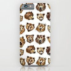 Goofy Grizzlies Slim Case iPhone 6s