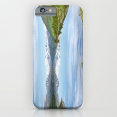 Lake Øvre Sjodalsvatnet iPhone 6 Slim Case