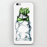 Tube iPhone & iPod Skin