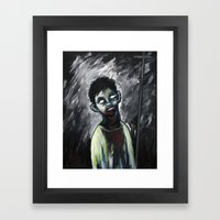 The Godless (variant) Framed Art Print