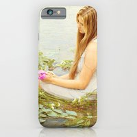 iPhone & iPod Case featuring Ophelia by Kim Bajorek