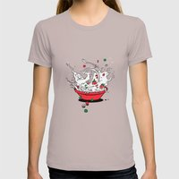 Cereal Killa Womens Fitted Tee Cinder SMALL