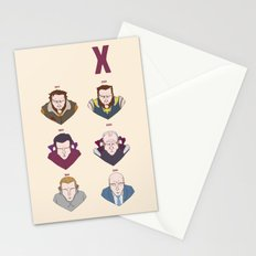 X-MEN BEFORE & AFTER Stationery Cards