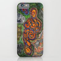 iPhone & iPod Case featuring The Joy of Colors by Saul Vargas