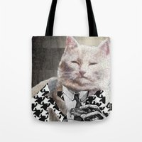 Master and Margarita 3 Tote Bag