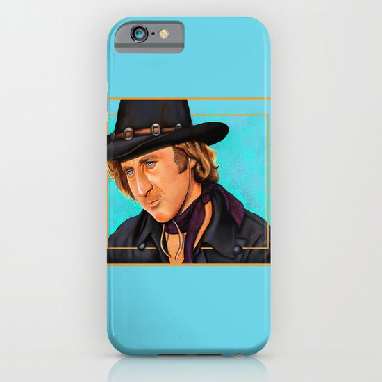 The Wilder Jim iPhone & iPod Case