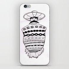 Poncho Mex iPhone & iPod Skin