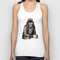 Anonymous Gangster Unisex Tank Top