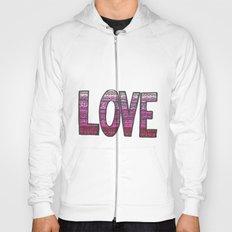 Love Design Hoody